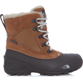 The North Face Shellista Extreme Saappaat Lapset, dachshund brown/moonlight ivory